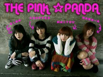 PINK☆PANDA