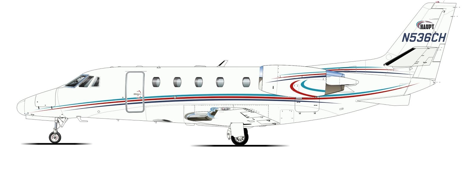 Cessna Citation XLS - Haupt