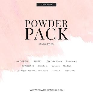 Powder Pack Reservation