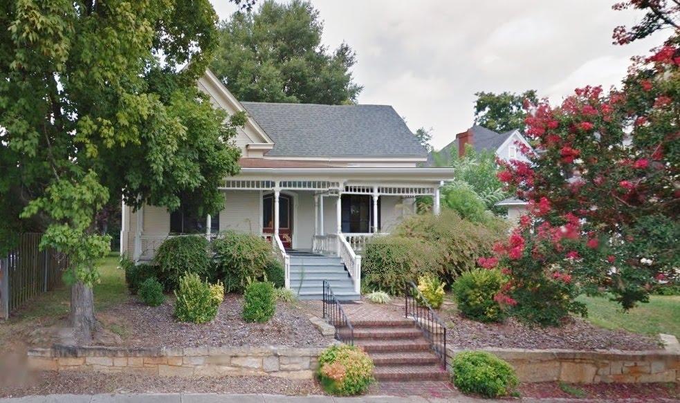 120  N. Jackson Street, Salisbury NC 28144 ~ CIRCA 1899 ~ $129,900