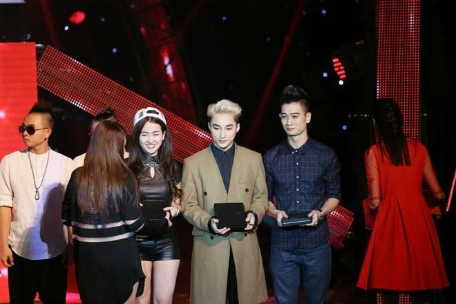 Sơn Tùng chiến thắng đêm thi The Remix thứ hai