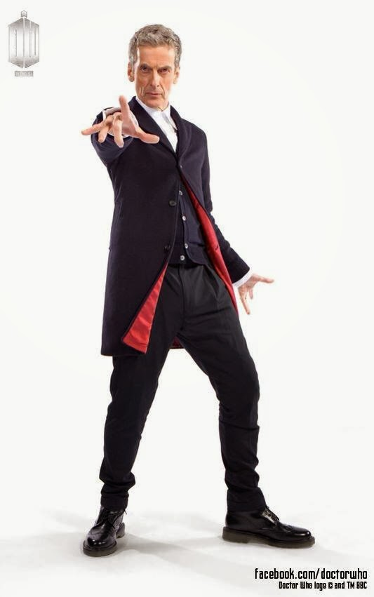 Dr. Who's costume design for cosplayer template