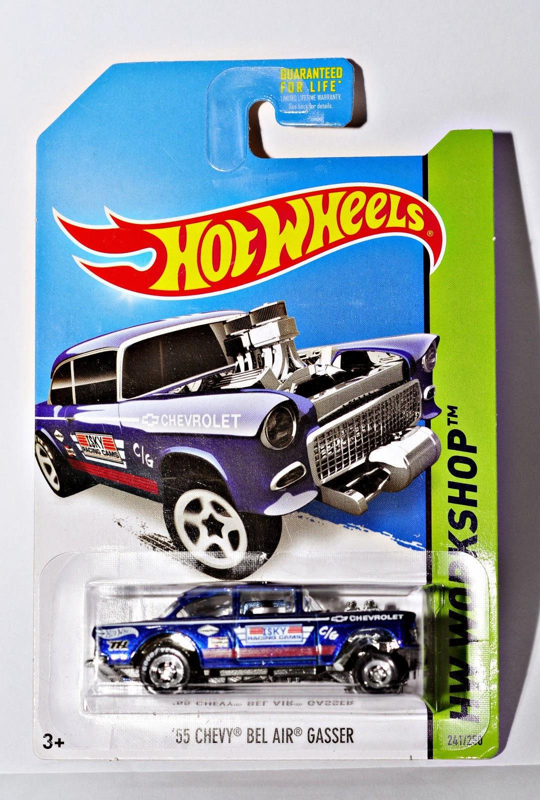 2014 Hot Wheels Super Treasure Hunts List/Set