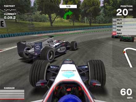 F1 2007 игра скачать торрент - фото 2