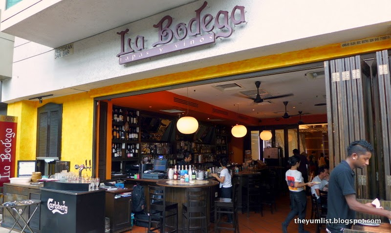 Best Brunch Deal in Kuala Lumpur, La Bodega, Bangsar Shopping Centre