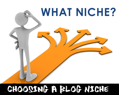 Choose a Right Niche for Your Blog Website