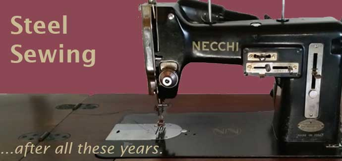 Steel Sewing