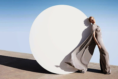 Cameron Diaz Harper's Bazaar photoshoot by Camilla Akrans