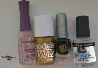 orly, models own, aden cosmetics, INM OTD