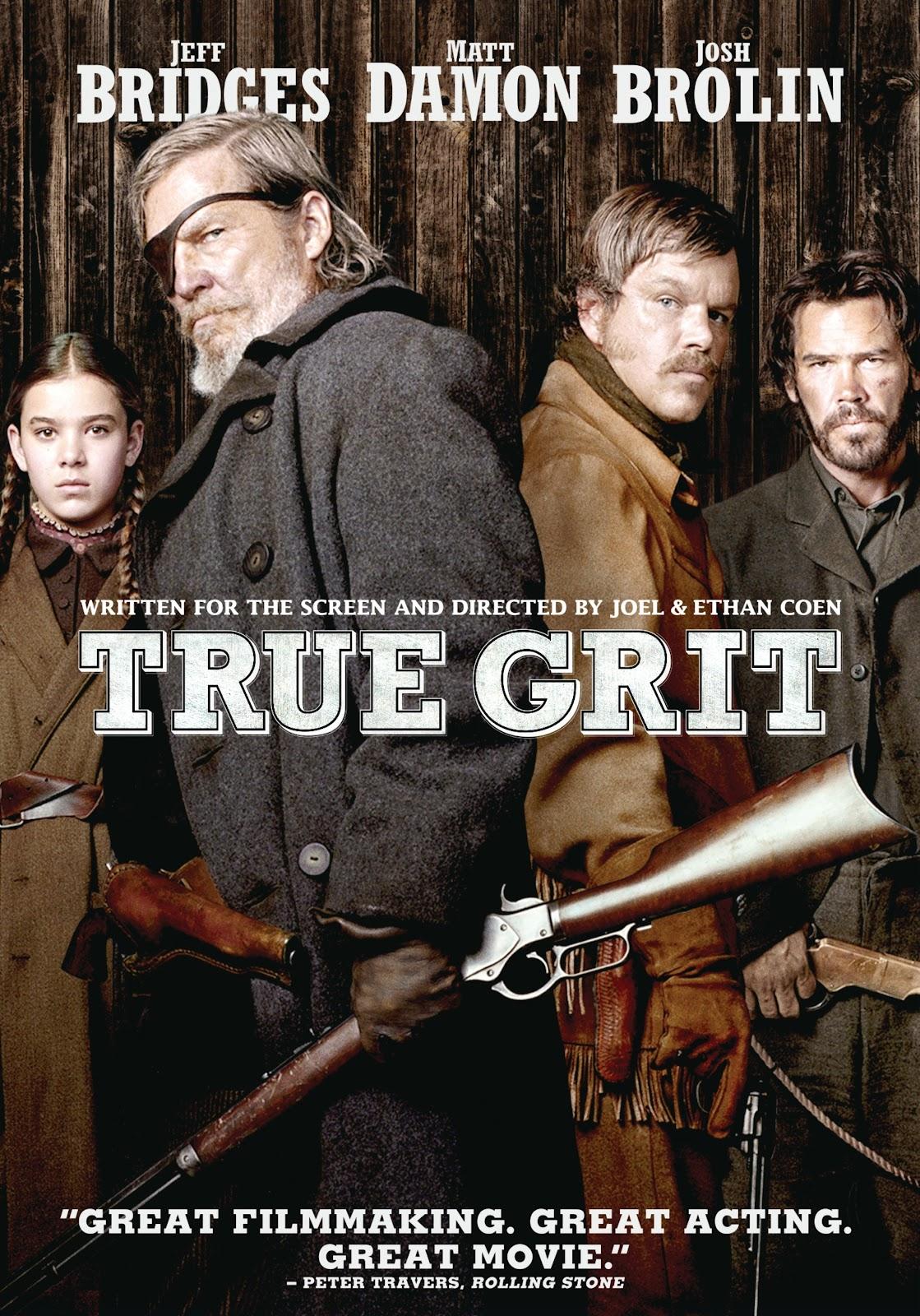Rabid Rewind: True Grit (2010) : Wag The Fox