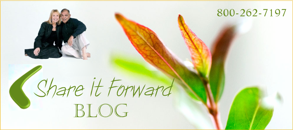 Share-it-Forward Blog