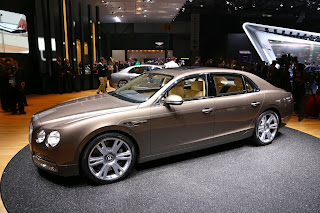 2014 Bentley Flying Spur 2013 Geneva Motor Show