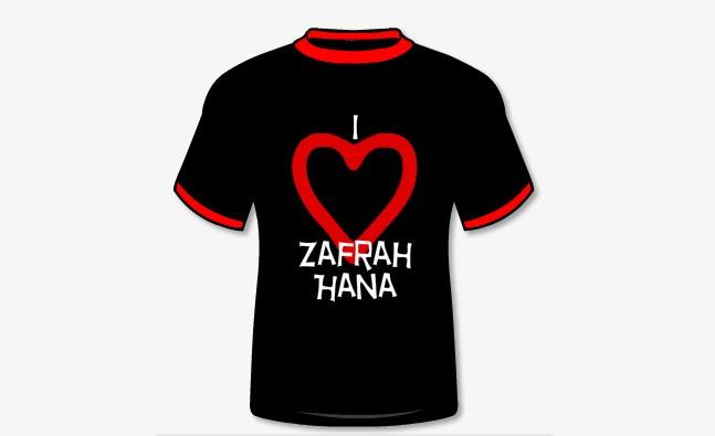 ZAFRAH HANA