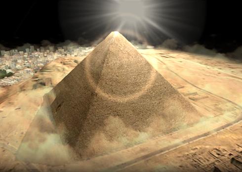 Logika Pembangunan Piramida Khufu