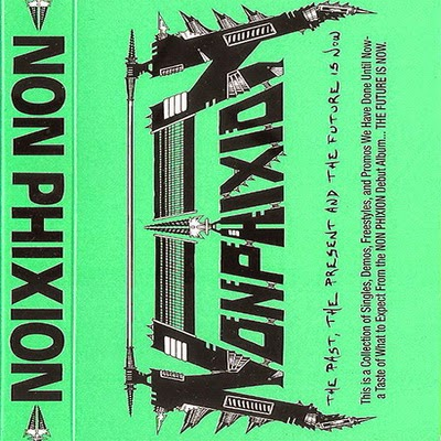 Non Phixion – The Past The Present And The Future Is Now (2000) Flac