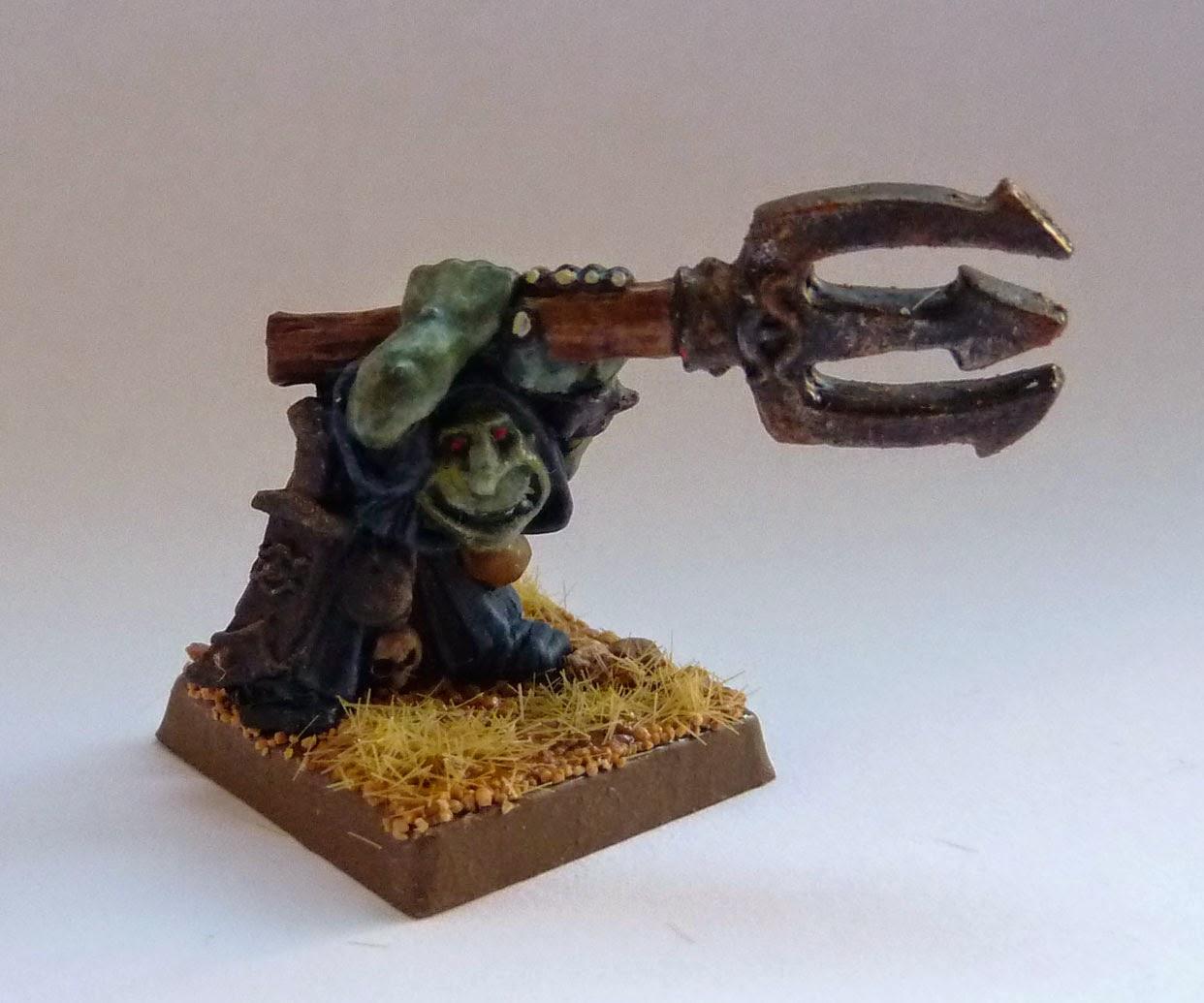 Warhammer Fantasy - Orcs & Goblins Squig Hunter