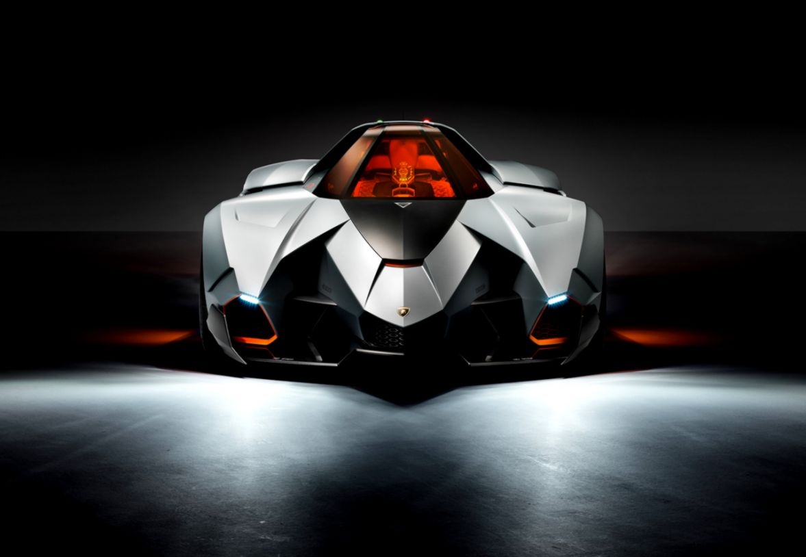 Lamborghini Egoista   Price Wallpaper Video Info