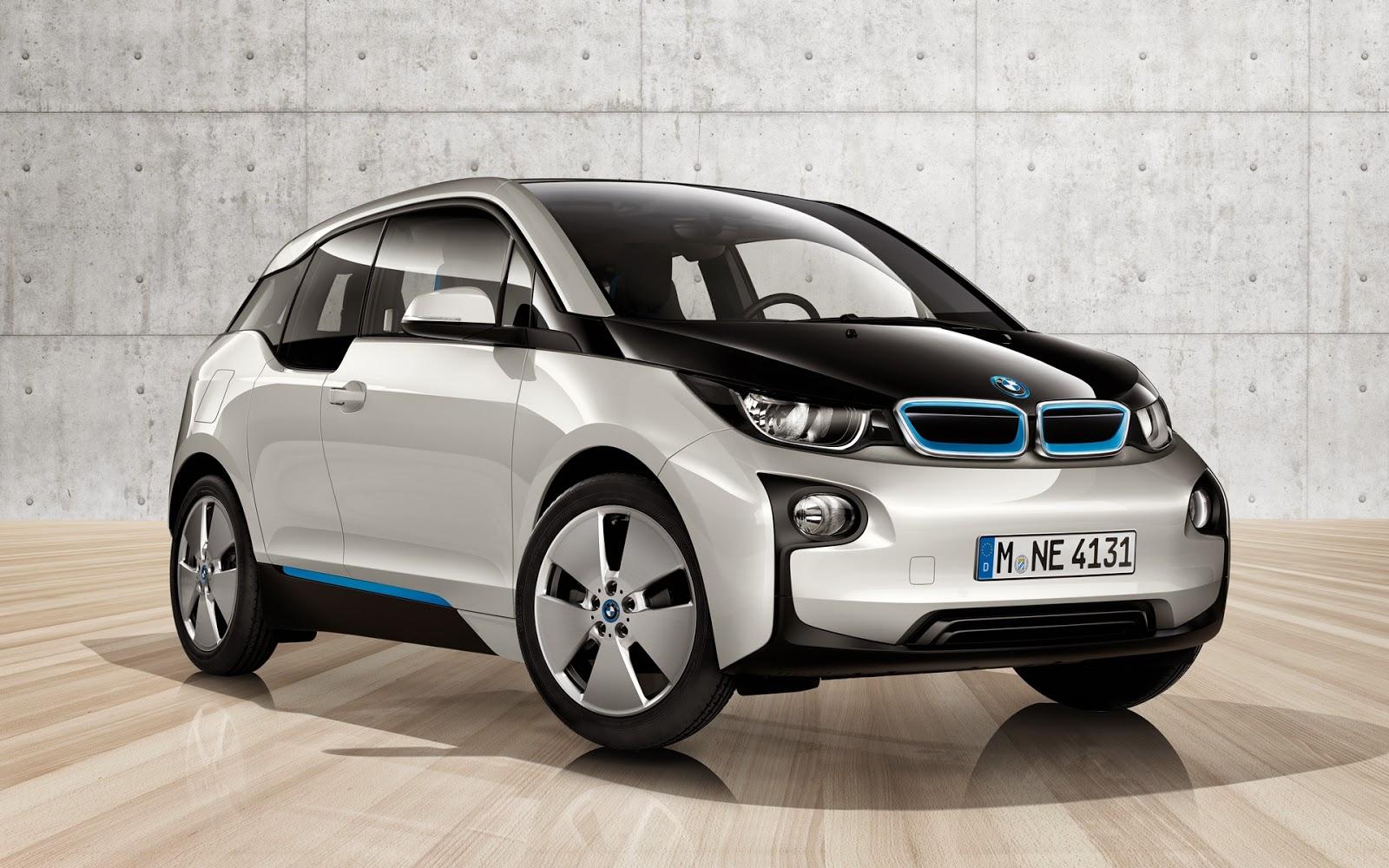 El nuevo BMW i3 eléctrico