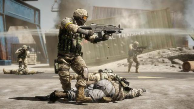 Battlefield Bad Company 2 PC Games Screenshots