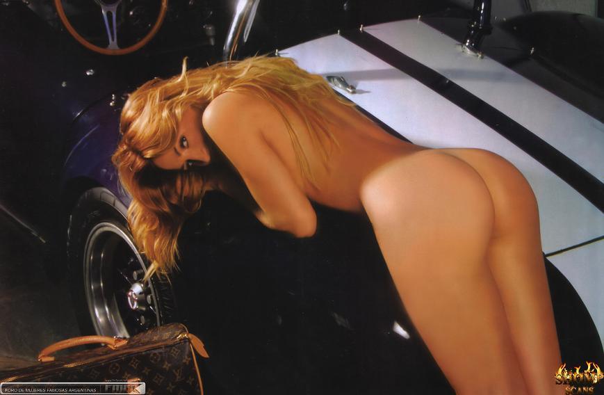 Fotos Playboy Argentina Belen Francese Desnuda