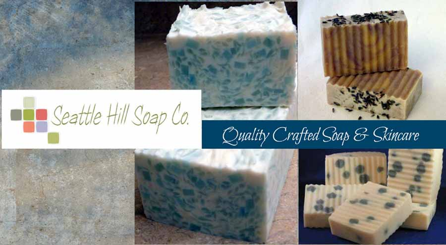 Seattle Hill Soap Co