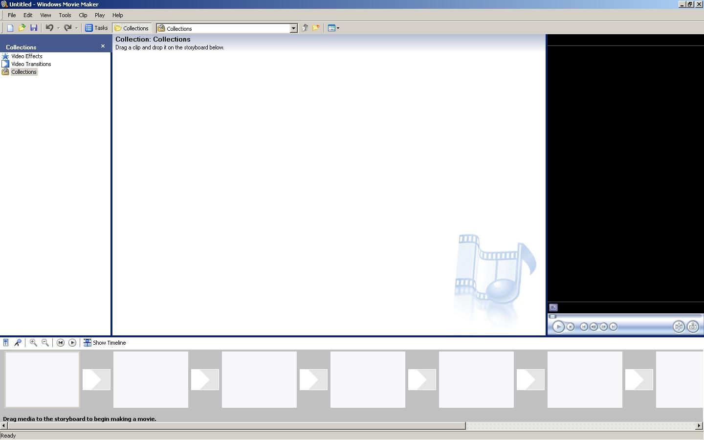 Как вставить текст в видео посредством Windows Movie Maker 39
