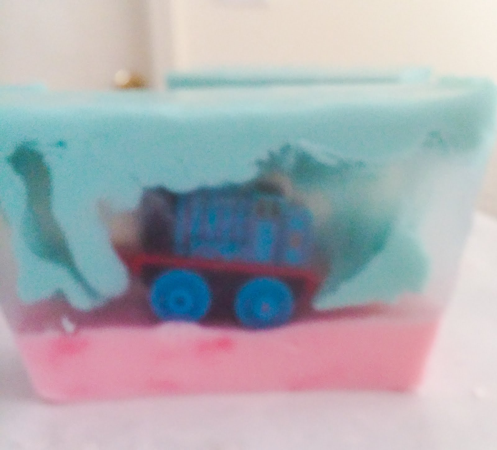 thomas the train under the sea