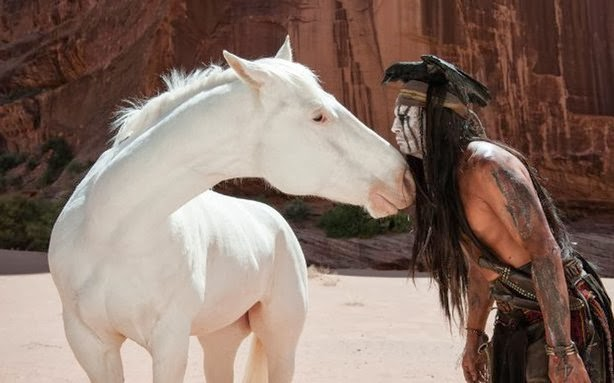 Review: The Lone Ranger Blu-ray + DVD, Plus Bonus Clip and Film Stills