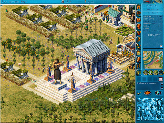 Poseidon: Master of Atlantis - Sanctuaries Screenshot