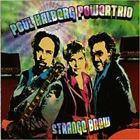 Poul Halberg Powertrio - Strange Brew