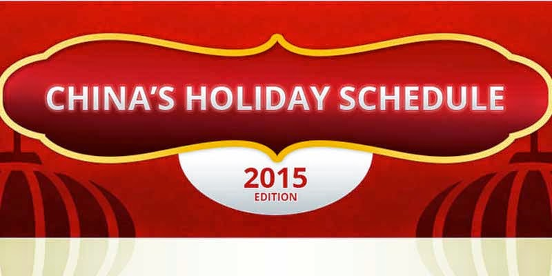 Commodity Market Holiday Schedule 2015