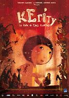 Cartel de la película Kerity, la casa de los cuentos