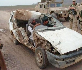 Funny picture Afghani car
