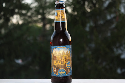 East Coast Beer Co. Kick Back Ale