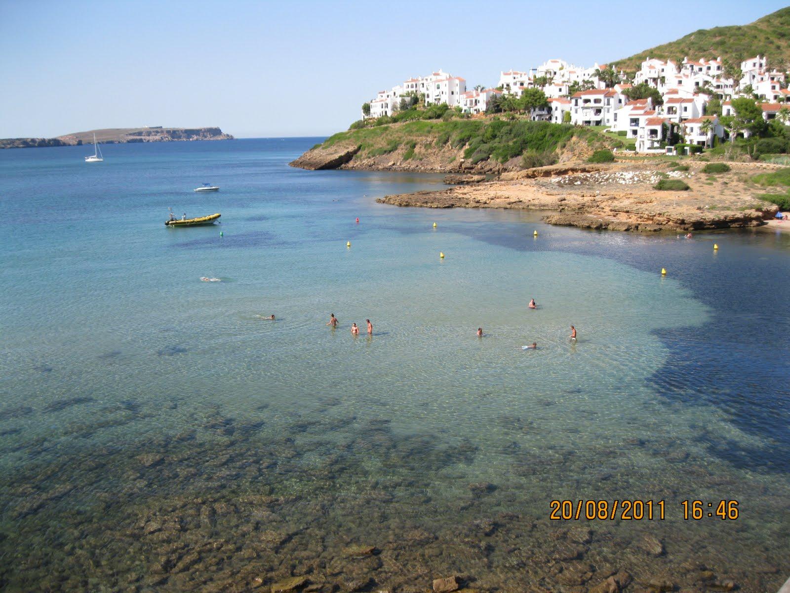 Favoloso L'Angolo del Martux: Le Spiagge di Minorca: un tuffo nelle piscine  VY52