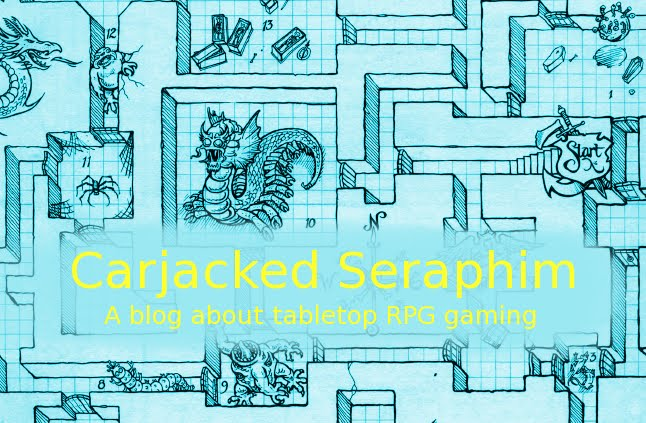Carjacked Seraphim
