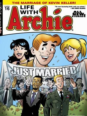 Singapura Haramkan Komik Archie