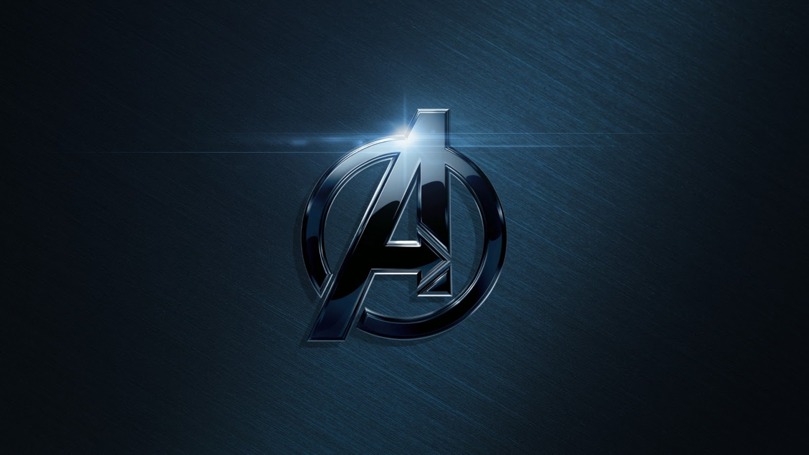 HD Logo Avengers Wallpaper