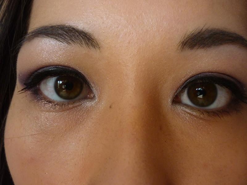 Purple Smokey Eye Makeup Tutorial Using Lancome Michelle Phan