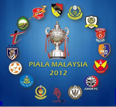 Perlawanan bola sepak separuh akhir kedua bagi Piala Malaysia tahun
