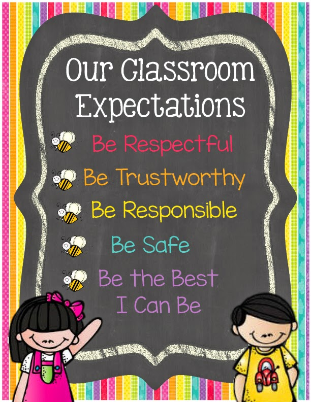 http://www.teacherspayteachers.com/Product/PBIS-expectation-poster-1318306