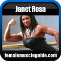 Janet Rosa Female Physique Competitor Thumbnail Image 4