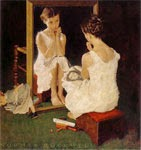 norman-rockwell-girl-at-the-mirror