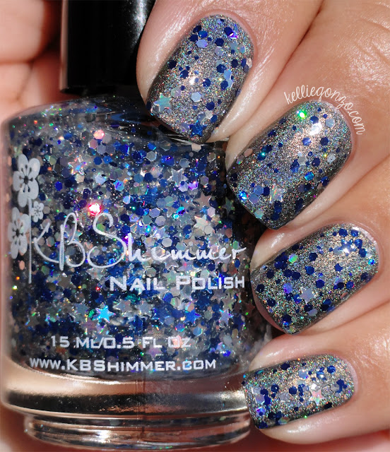 KBShimmer Oh Holo Night