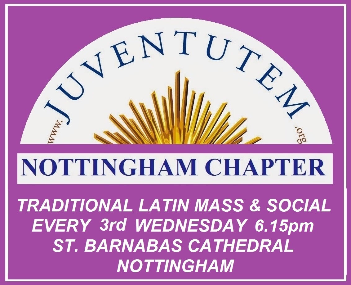 Juventum Nottingham Chapter