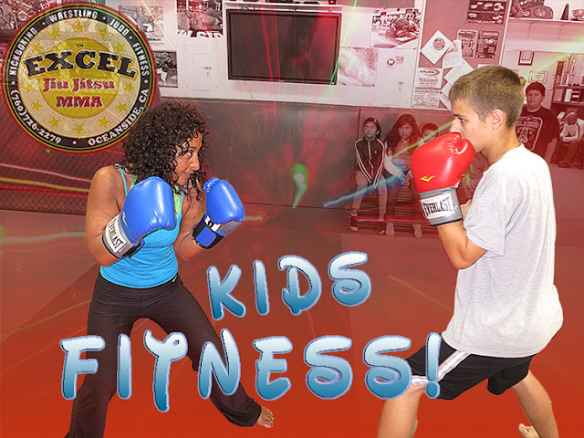 Kids Boxing in Oceanside Ca