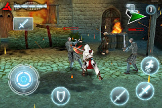 Assassin's Creed Altair's Chronicles HD Symbian Belle Anna