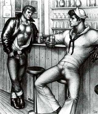 Work of Tom of Finland - blog