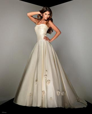 Disney Weddings Dress