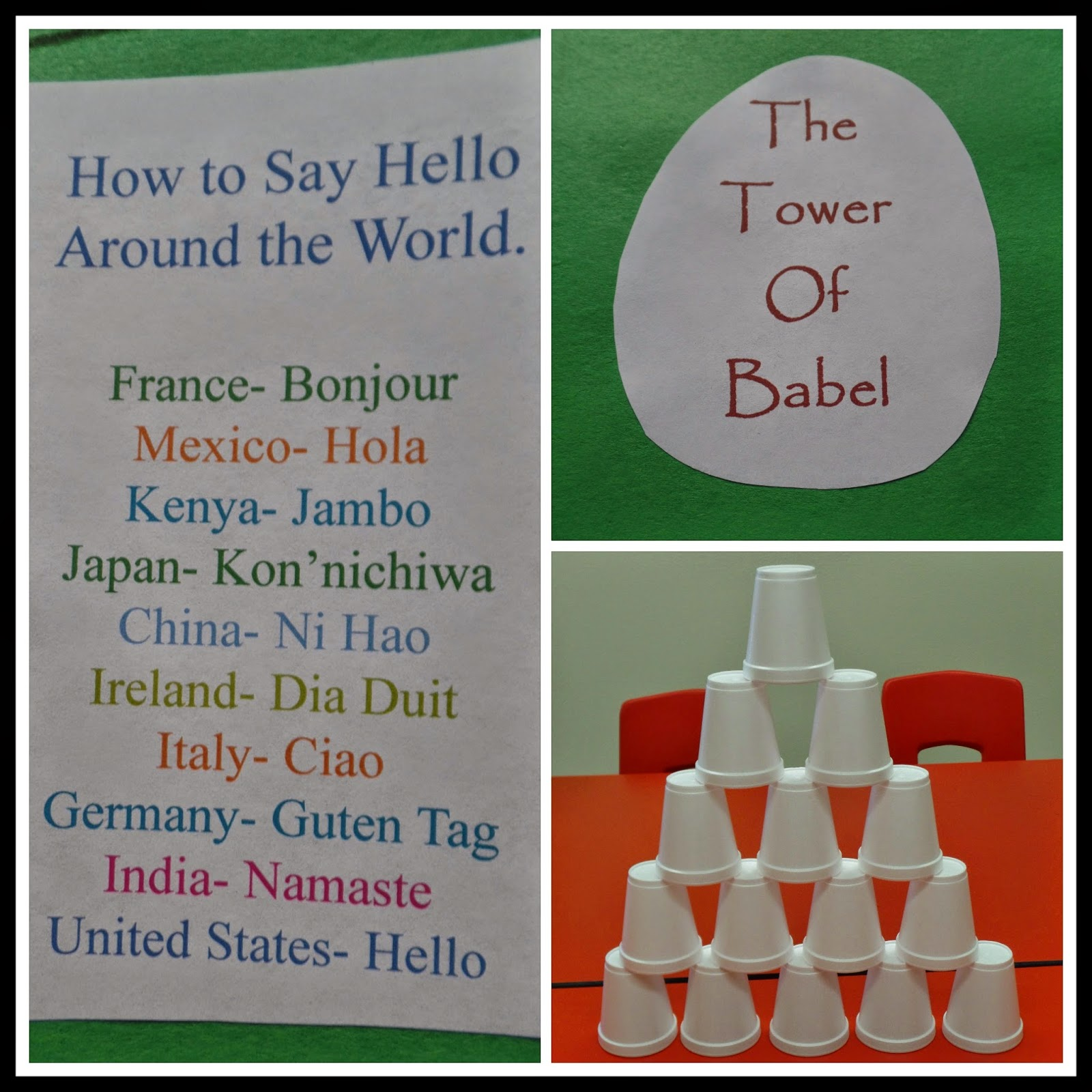 april u0027s homemaking simply sunday tower of babel and abraham